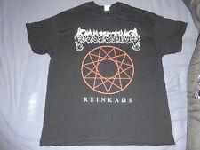 Dissection Shirt Official From 2006 Razamataz Black Metal Watain XL