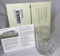 Galway Irish 24% Lead Crytsal Set Of Brandy Glasses NIB