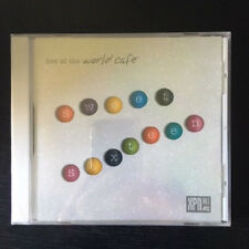 Various Artists - Live At The World Cafe - Sweet Sixteen (CD 2003) NEW