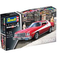 REVELL FORD TORINO'76 1:25 kit modello di auto - 07038