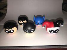 FUNKO MYMOJI Batman Batgirl Harley Quinn 2 Robin