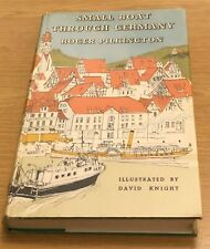 SMALL BOAT THROUGH GERMANY Roger Pilkington Book (Hardback)