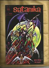 Satanika #7 vfn/nm 1997 Glenn Danzig Verotik comics US Comics