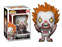 FUNKO POP! MOVIES: IT - PENNYWISE WITH SPIDER LEGS #542 ON HAND READY TO SHIP