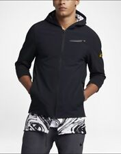 Nike Dry MVP BHM Black/Black/Flat Gold/Flat Gold Basketball Jacket XL 885851-010