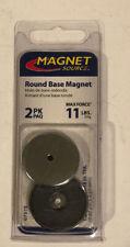 Master Magnetics  Round Base Magnet  11 (E)