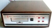 """MORSE 8-TRACK TAPE PLAYER>""""FOR PARTS OR NOT WORKING"""">FREE U.S. SHIPPING"""