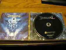 Diabolical Synergy CD Death Thrash Black Metal Mercenary Musik World War III
