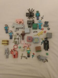 Minecraft Figures/Toys Bundle