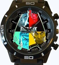 Star Trek Comic Style Gt Series Sports Unisex Gift Watch