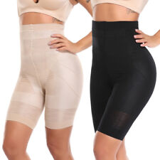 Women Tummy Control Shaper Girdle Pants High Waist Shorts Slim Body Lift Knicker