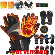Winter Wärmer Handschuhe Thermo Beheizbare Motorrad Fahrrad Outdoor Handschuhe