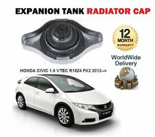 FOR HONDA CIVIC 1.8 VTEC FK2 R18Z4 2012--> NEW EXPANSION TANK RADIATOR CAP