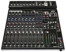 Peavey PA Mixer Pv14 at Auto Tune PV14AT Mixing Desk
