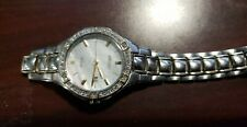 SEIKO Core Sport Solar Swarovski Crystal SUT282 Quartz Women's Wrist Watch $325