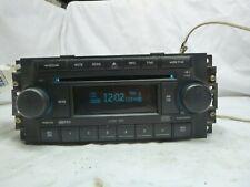 04-10 Chrysler Dodge Jeep Radio 6 Disc Cd Mp3 Player P05091175AB RW56