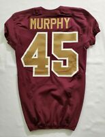 #45 Jerome Murphy of Redskins NFL Locker Room Alternate Game Issued Jersey