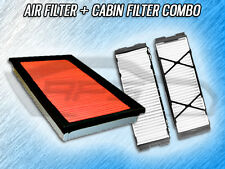 AIR FILTER CABIN FILTER COMBO FOR 2000 2001 2002 2003 NISSAN MAXIMA
