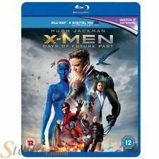 X MEN - DAYS OF FUTURE PAST - BLU RAY - NEW / SEALED - UK STOCK