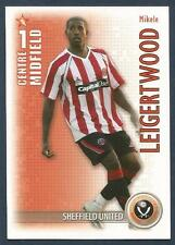SHOOT OUT 2006-2007-SHEFFIELD UNITED-CRYSTAL PALACE-WIMBLEDON-MIKELE LEIGERTWOOD