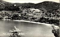Žuljana Croatia AK Kroatien ~1960/70 Poloutok Peljesac Blick auf die Halbinsel