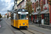 Foto Straßenbahn Nordhausen Tw 40