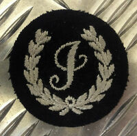 Genuine British WWII CIVIL DEFENCE INSTRUCTOR Patch / Badge - NEW