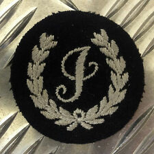 Genuine British Army WWII CIVIL DEFENCE INSTRUCTOR Patches / Badges -  NEW