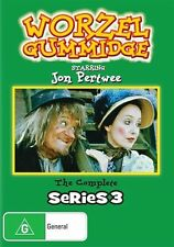 WORZEL GUMMIDGE - THE COMPLETE SERIES 3 (DVD) BRAND NEW!!! SEALED!!!