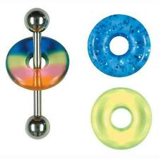 14G 5/8 Donuts Surgical Barbell