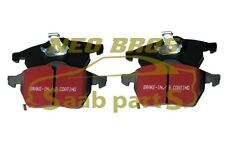 Saab 900, 9-3 & 9-5 EBC Ultimax Front Brake Pads DP1187 5062203, OE Quality
