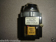 Furnas Pilot Light Oil Tight 52PA4GN transformer 120v AC/DC Series B No Lens
