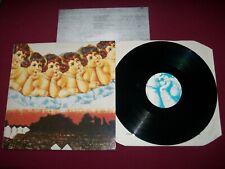 THE CURE - Japanese Whispers - UK 1983  Mini Vinyl LP & Insert. Fiction  EX/VG