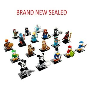 LEGO 71024 Dinsey Series 2 Minifigures Sally Jack NEW SEALED ~You Pick~