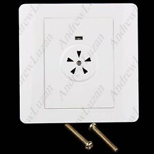Light Switch Two-Wire System Wall Mount Voice Sound Activated with 50-70s delay
