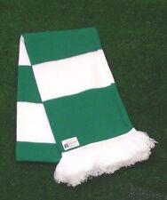 Ireland Colours Retro Bar Scarf - Green & White