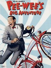Pee-Wee's Big Adventure (Widescreen DVD) Elizabeth Daily, Mark Holton *Rated-G*