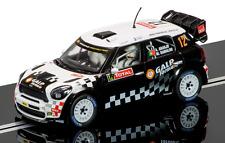 Scalextric C3385 Mini Countryman WRC  No 12 Rallye Monte Carlo 2012 BOXED