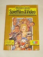 Videoführer Special 1986 - Spielfilm & Video