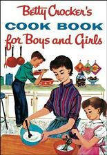 FREE 2 DAY SHIPPING: Betty Crocker's Cook Book for Boys and Girls (Hardcover)
