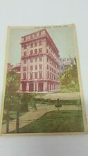 Vintage Travel Postcard Havana Cuba Hotel Parkview