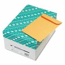 Quality Park Catalog Envelope, 6 1/2 x 9 1/2, Brown Kraft, 500/Box (Qua40865)