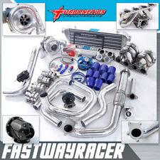 EF EG EK D15 D16 D15A D16A SOHC Ram Horn T3/T4 Turbo Kit+Turbonetics Turbo T3