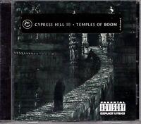Cypress Hill III Temples Of Boom 1995 OG CD 1st Press Album Rap Hiphop 3