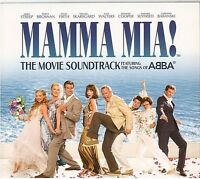 ABBA Mamma Mia movie soundtrack Cd Promo Sampler - Digipack