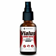 Vialus –Male Enhancement Sublingual SPRAY to Improve Performance, Size & Energy!