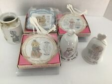 VTG Precious Moments Collection Lot of 6