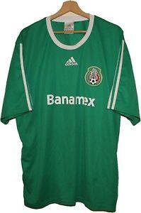 2011 MEXICO Football SHIRT Jersey ADIDAS size XL Tricot Maglia Camiseta SOCCER