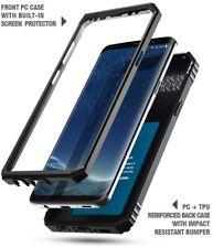 Poetic Revolution Black Case【Anti-Scratch】Case For Samsung Galaxy S9 Plus (2018)