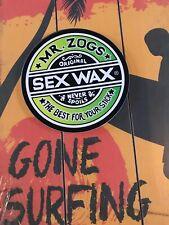 2X Adesivo decalcomania in vinile personalizzata SURF TAVOLA DA SURF BOARD scegli colori e carattere